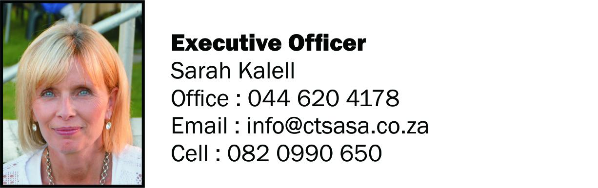 Executive Officer