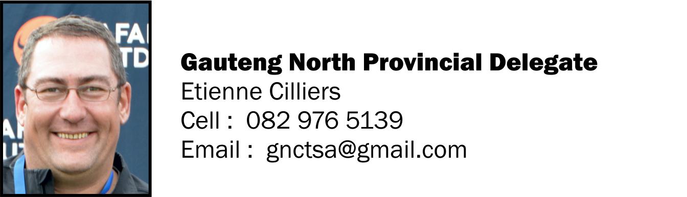 Gauteng North